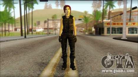 Tomb Raider Skin 14 2013 for GTA San Andreas