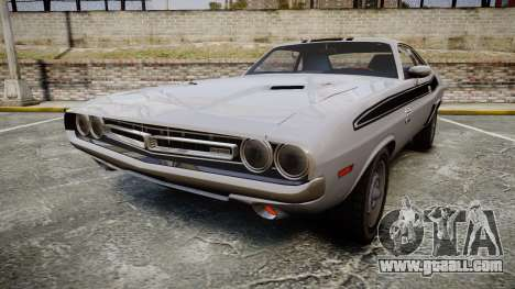 Dodge Challenger 1971 v2.2 PJ3 for GTA 4