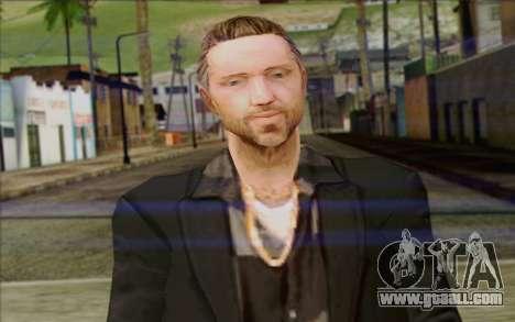Russian Cats II Skin 1 for GTA San Andreas third screenshot