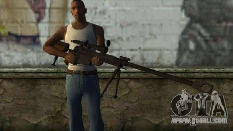 PGM Ultima Ratio Hecate II for GTA San Andreas third screenshot