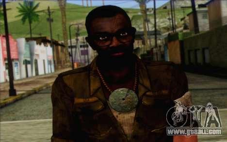 Dennis Rogers (Far Cry 3) for GTA San Andreas third screenshot