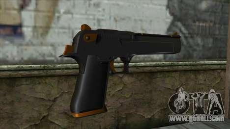 Nitro Desert Eagle for GTA San Andreas second screenshot