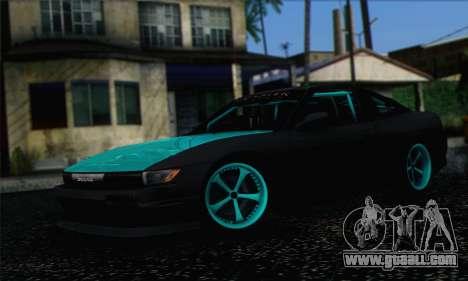 Nissan 240SX Drift Monster Energy for GTA San Andreas