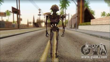 C-21 Highsinger for GTA San Andreas second screenshot