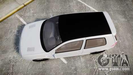 Volkswagen Golf Mk4 R32 Wheel2 for GTA 4 right view