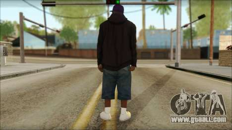 Plen Park Prims Skin 2 for GTA San Andreas second screenshot
