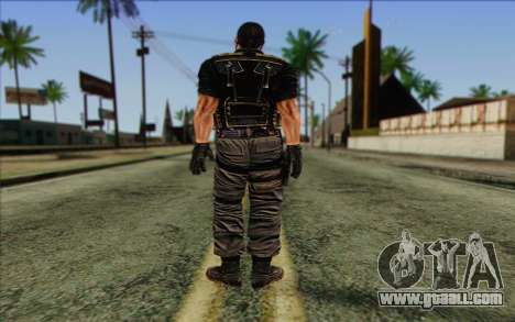 Soldiers from the Rogue Warrior 1 for GTA San Andreas second screenshot