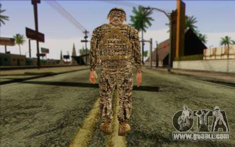 Soldiers of the U.S. Army (ArmA II) 1 for GTA San Andreas second screenshot