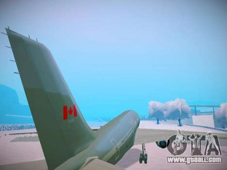 Canadian Forces Airbus CC150 Polaris for GTA San Andreas
