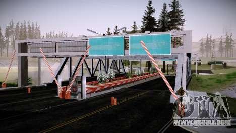 Customs By Makar_SmW86 for GTA San Andreas