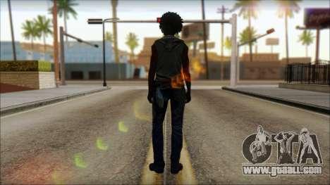 Joslin Reyes for GTA San Andreas second screenshot