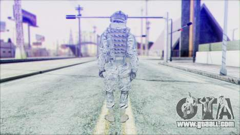 Ranger (CoD: MW2) v2 for GTA San Andreas second screenshot