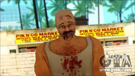 Manhunt Ped 8 for GTA San Andreas third screenshot