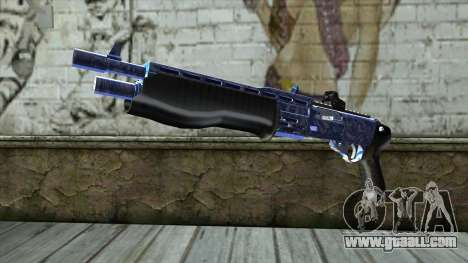 Graffiti Shotgun v2 for GTA San Andreas