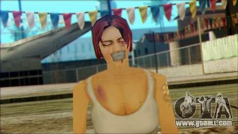 Manhunt Ped 9 for GTA San Andreas third screenshot