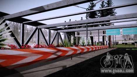 Customs By Makar_SmW86 for GTA San Andreas third screenshot