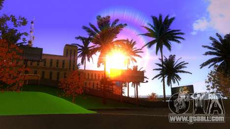 HD Textures skate Park and hospital V2 for GTA San Andreas ninth screenshot