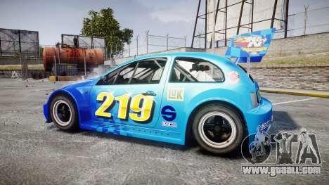 Zenden Cup Kicker for GTA 4 left view