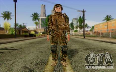 Soldiers of the U.S. Army (ArmA II) 2 for GTA San Andreas