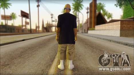 El Coronos Skin 3 for GTA San Andreas second screenshot