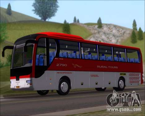 MAN Lion Coach Rural Tours 2790 for GTA San Andreas left view