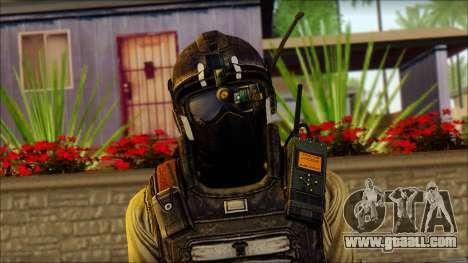 Mercenary (SC: Blacklist) v1 for GTA San Andreas third screenshot