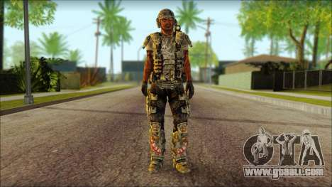 The next Chapter (Aliens vs. Predator 2010) v2 for GTA San Andreas