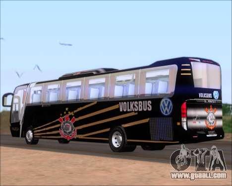 Busscar Vissta Buss LO Faleca for GTA San Andreas back left view