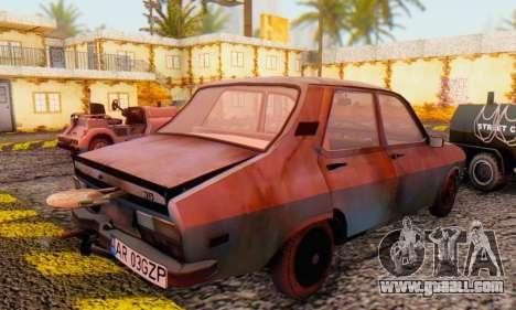 Dacia 1310 MLS Rusty Edition 1988 for GTA San Andreas right view