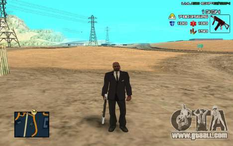C-HUD by SampHack v.11 for GTA San Andreas