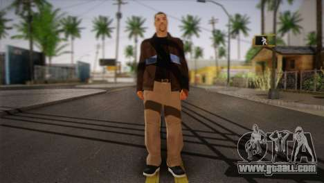 Russian Mafia Skin for GTA San Andreas