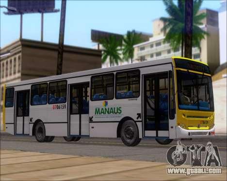 Caio Induscar Apache S21 Volksbus 17-210 Manaus for GTA San Andreas right view