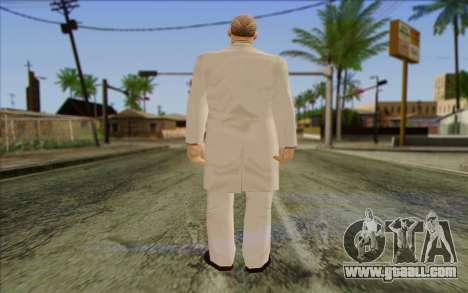 Russian doctor for GTA San Andreas second screenshot