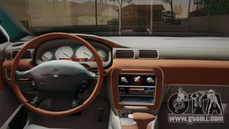 Chrysler 300M for GTA San Andreas back left view