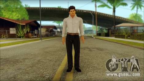 Dead Or Alive 5 Jann Lee 3rd Outfit for GTA San Andreas