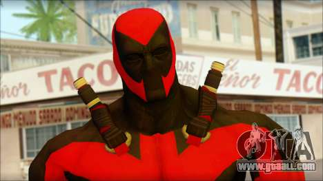 Ultimate Deadpool The Game Cable for GTA San Andreas third screenshot