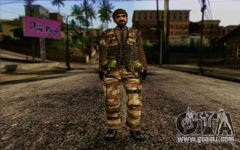 Soldiers MEK (Battlefield 2) Skin 2 for GTA San Andreas
