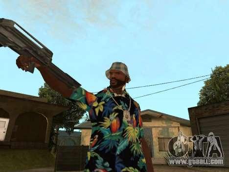 Pose gangster for GTA San Andreas third screenshot
