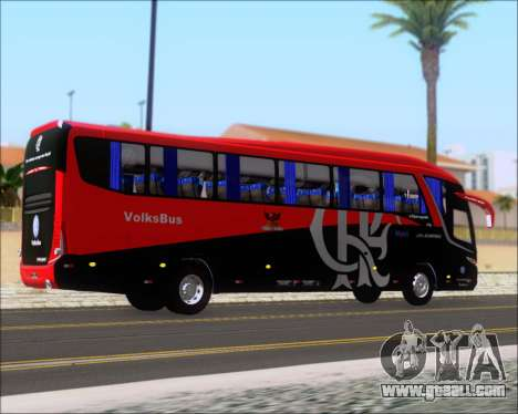 Marcopolo Paradiso 1200 G7 4X2 C.R.F Flamengo for GTA San Andreas engine