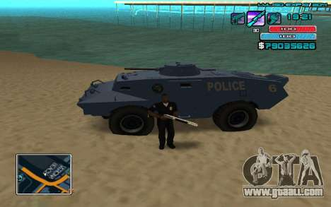 C-HUD by WH edited Mr_Zlo for GTA San Andreas
