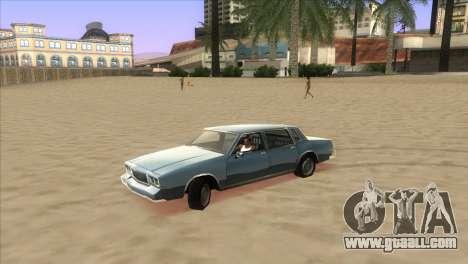 Bright ENB Series v0.1 Alpha by McSila for GTA San Andreas forth screenshot