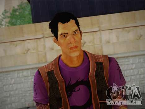 Slim Thug for GTA San Andreas third screenshot