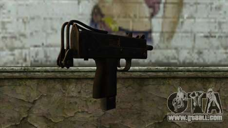 TheCrazyGamer Mac 10 for GTA San Andreas second screenshot