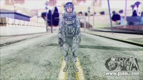 Ranger (CoD: MW2) v2 for GTA San Andreas