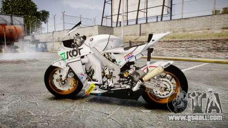 Honda RC211V for GTA 4 left view