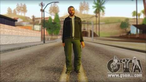 GTA 5 Ped 4 for GTA San Andreas