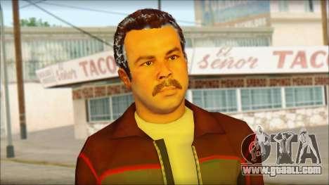 GTA 5 Ped 8 for GTA San Andreas third screenshot