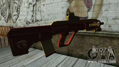 AUG A3 from PointBlank v1 for GTA San Andreas second screenshot