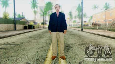 Rosenberg from Beta Version for GTA San Andreas