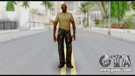 Army Vic for GTA San Andreas